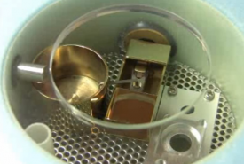 CT3500 Single tilt liquid nitrogen cryo-transfer holder
