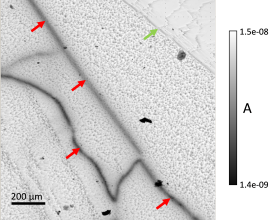 Electrical activity of grain boundaries in polycrystalline silicon solar cells