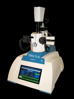 pecs ii fully automated argon ion polishing system gatan inc