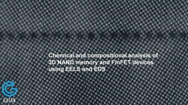3D NAND和FinFET器件的化学组成及成分分析