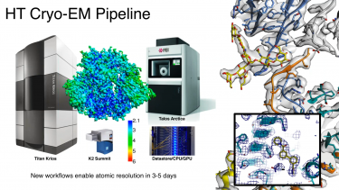Addressing Data Challenges for Cryo-EM