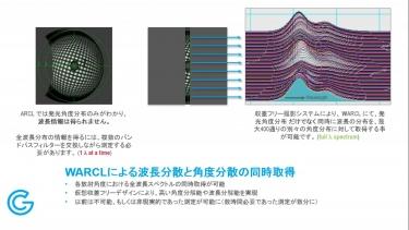 オンラインセミナー: Monarcシリーズ SEM用新型カソードルミネッセンスシステムのご紹介