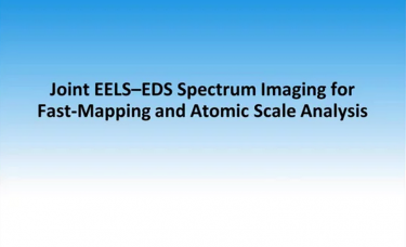 Joint EELS–EDS spectrum imaging for fast-mapping and atomic scale analysis