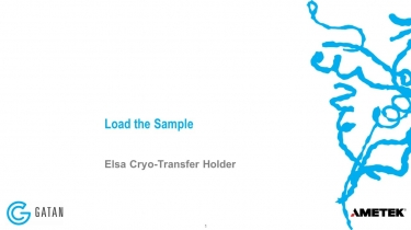 Elsa Cryo-Transfer Workstation