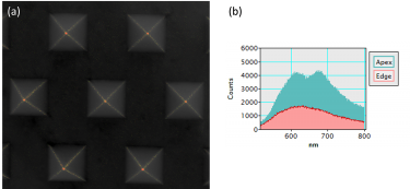 Surface plasmon resonance modes