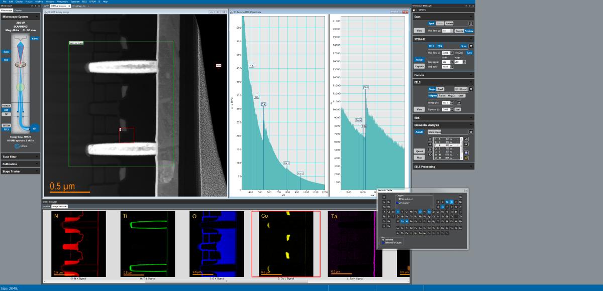 网络研讨会 Gatan Microscopy Suite 3:体验新的用户界面